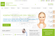 SITO WEB NBB Bohemia  s. r. o. Vyroba a prodej svitidel