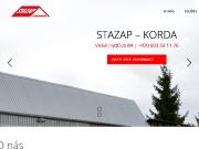 SITO WEB Pavel Korda Stazap - stavebni prace