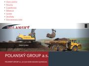 WEBOVÁ STRÁNKA Polanský Group, a.s.
