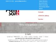 WEBOVÁ STRÁNKA Premisoft, s.r.o. Vedení účetnictví Praha