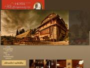 WEBOVÁ STRÁNKA Hotel Klostermannova chata SOUDEK s.r.o.