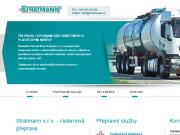 WEBOVÁ STRÁNKA Stratmann s.r.o.