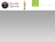 WEBSITE SUMI SERVIS s. r. o.