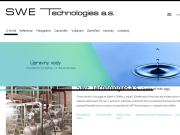 WEBOVÁ STRÁNKA SWE Technologies a.s.