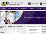 WEBOVÁ STRÁNKA T&S Ostrava, s.r.o.