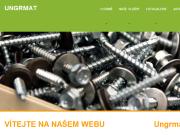 SITO WEB Ungrmat, s.r.o.