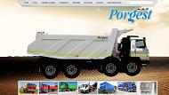 PÁGINA WEB Porgest, a.s.