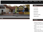 SITO WEB Vladan Vermirovsky Autoservis a pneuservis