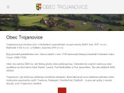 WEBOVÁ STRÁNKA Obec Trojanovice