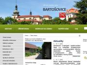 WEBOVÁ STRÁNKA Obec Barto�ovice