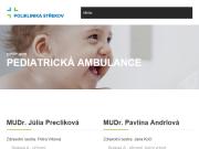 WEBOVÁ STRÁNKA MUDr. Júlia Preclíková - dětská lékařka