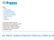 SITO WEB Ortopedicka ambulance Nemocnice Kromeriz