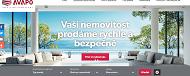 WEBOVÁ STRÁNKA AVAPO - realitní kancelář s.r.o.