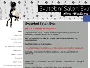WEBOV� STR�NKA Svatebn� salon Eva Eva Rakov�