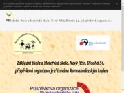 WEBOVÁ STRÁNKA Základní škola a Mateřská škola, Nový Jičín, Dlouhá 54, příspěvková organizace