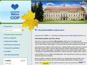 WEBSITE Nemocnice Mesice - Centrum integrovane onkologicke pece z.s.