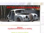 WEBOVÁ STRÁNKA Pavel Kordík - Metax
