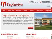 WEBOVÁ STRÁNKA Obec Fryčovice Obecní úřad