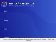 WEBOVÁ STRÁNKA Orlická Laboratoř, s.r.o.