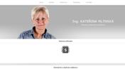 WEBOVÁ STRÁNKA Ing. Kateřina Mlýnská Daňové poradenství a účetnictví