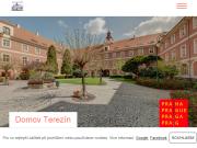 WEBOVÁ STRÁNKA Domov se zvláštním režimem Terezín