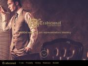 WEBOVÁ STRÁNKA Tradicional, s.r.o. Luxusní čalouněný nábytek