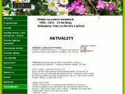 WEBOV� STR�NKA HEMANN, s.r.o.