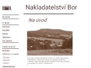 WEBOVÁ STRÁNKA Dr. Eva Koudelková - Nakladatelství Bor
