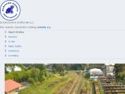 WEBOVÁ STRÁNKA Duchcovská svařovna, a.s. Svařování a přeprava kolejnicTeplice