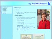 WEBOVÁ STRÁNKA HACCP - Ing. Libuše Cikánková