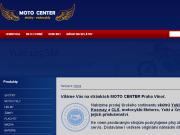 WEBOVÁ STRÁNKA MOTO CENTRUM Praha - Stanislav Klement Prodej skútrů, motocyklů a čtyřkolek