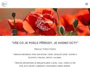 WEBOVÁ STRÁNKA Ivana Plesníková Moana zahrady