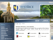 WEBOVÁ STRÁNKA Obec Bystřice Obecní úřad Bystřice