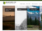 WEBOVÁ STRÁNKA Obec Bukovec