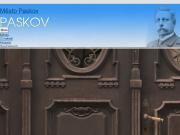 WEBOVÁ STRÁNKA Město Paskov