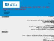 Strona (witryna) internetowa Podlahove studio Jegla Radim Jegla