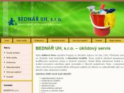 SITO WEB BEDNAR UH, s.r.o.