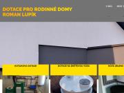 WEBOVÁ STRÁNKA Dotace Roman Lupík