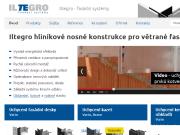 WEBOVÁ STRÁNKA ILTEGRO, spol. s r.o.