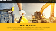 WEBSITE ERTRANS, druzstvo