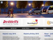 WEBOVÁ STRÁNKA Karavany a obytné vozy Dethleffs