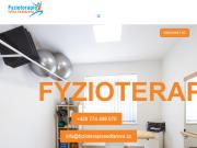 WEBOVÁ STRÁNKA Mgr. Iveta Sedlářová - Fyzioterapie