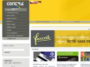 WEBOVÁ STRÁNKA CONTRA Praha, s.r.o. Distribuce průmyslových řetězů Ostrava