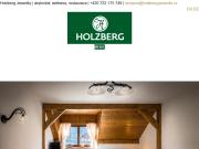 WEBOVÁ STRÁNKA Wellness hotel Holzberg Jeseníky Wellness, ubytování a restaurace