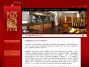 WEBOVÁ STRÁNKA Klášterní pivovar Strahov Pivo Sv. Norbert
