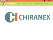 WEBOVÁ STRÁNKA CHIRANEX s.r.o.