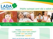WEBOVÁ STRÁNKA Studio zdraví LADA