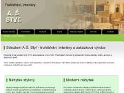 WEBOVÁ STRÁNKA Antonín Šlajs - truhlářství