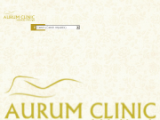 WEBSITE Aurum Clinic, s.r.o.