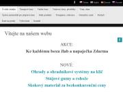WEBOVÁ STRÁNKA Equicov s.r.o.